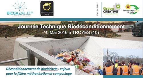 Journée Biodéchets / Déconditionnement