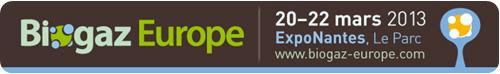 Biogaz Europe 2013