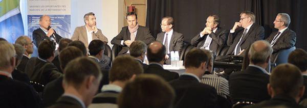 Convention d'Affaires du Biogaz et de la Méthanisation - Edition 2015 à Lille - Crédit Photo : F. Douard Bioenergie International