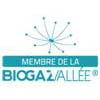 Déclinaisons du logo Membre Biogaz Vallée®