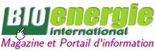 Logo BIOENERGIE INTERNATIONAL