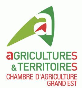 logo CHAMBRE D'AGRICULTURE REGION GRAND-EST