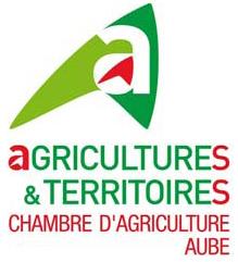 logo CHAMBRE D'AGRICULTURE DE L'AUBE